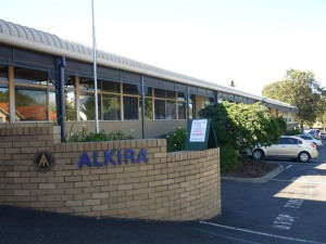 Alkira photo front view